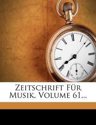 Neue Zeitschrift für Musik. als Taschenbuch von...