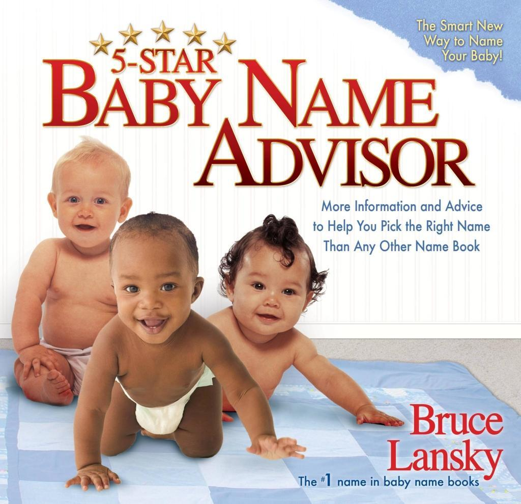 5-Star Baby Name Advisor als eBook Download von...