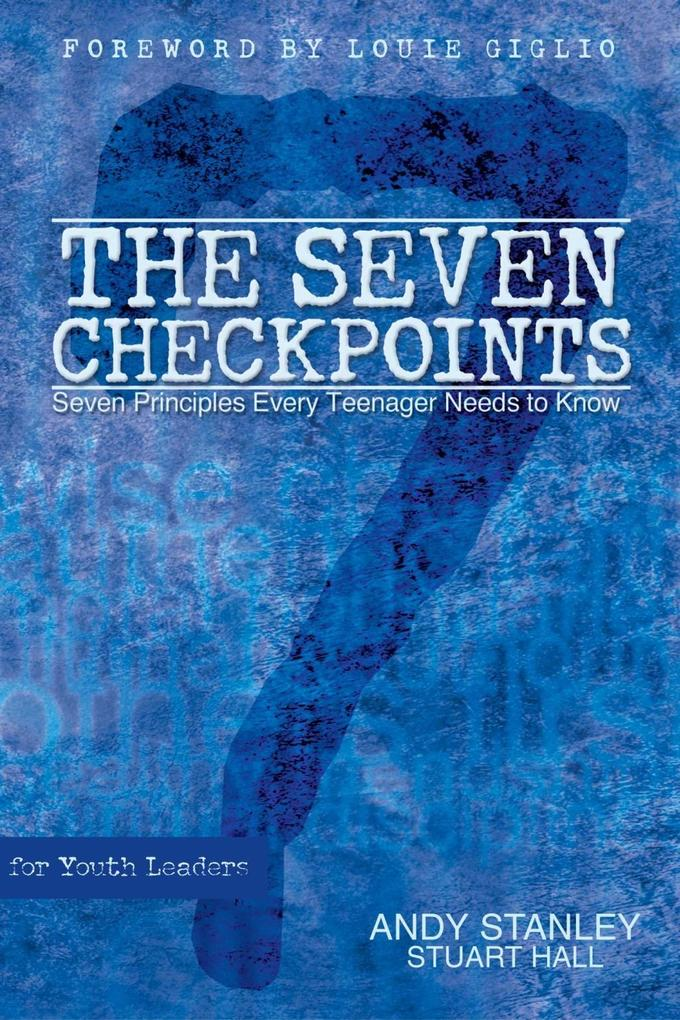 Seven Checkpoints for Youth Leaders als eBook D...