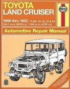 Toyota Land Cruiser (68-82) Automotive Repair Manual