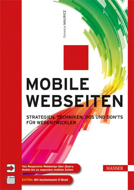 Mobile Webseiten als eBook Download von Florenc...