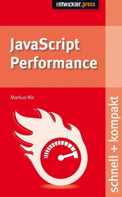 JavaScript Performance als eBook Download von M...