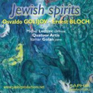 Jewish spirits