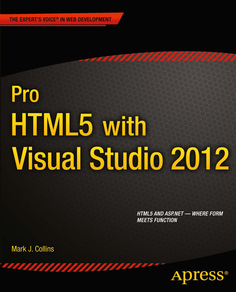 Pro Html5 with Visual Studio 2012 als Taschenbu...