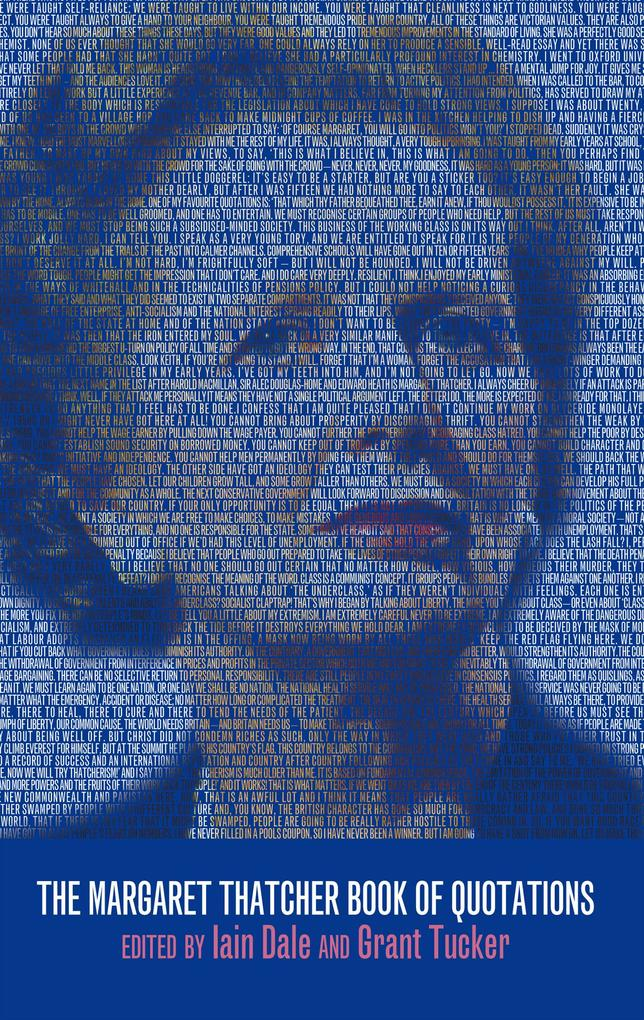 The Margaret Thatcher Book of Quotations als eB...