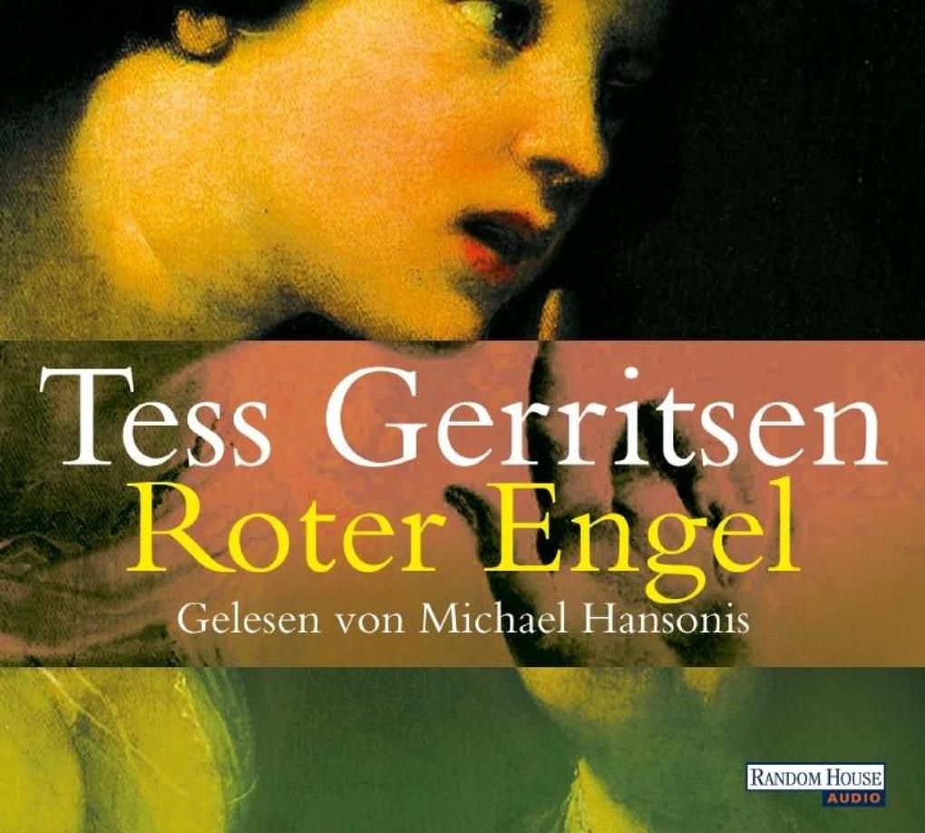 Roter Engel als Hörbuch Download