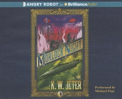 Morlock Night als Hörbuch CD