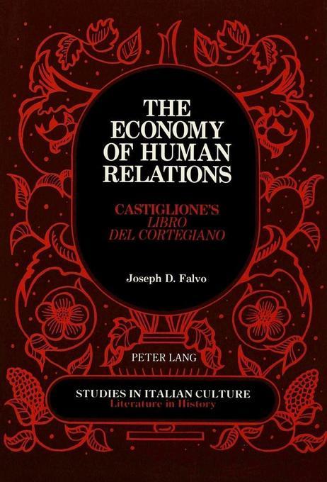 The Economy of Human Relations als Buch von Jos...