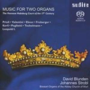 Musik Für Zwei Orgeln