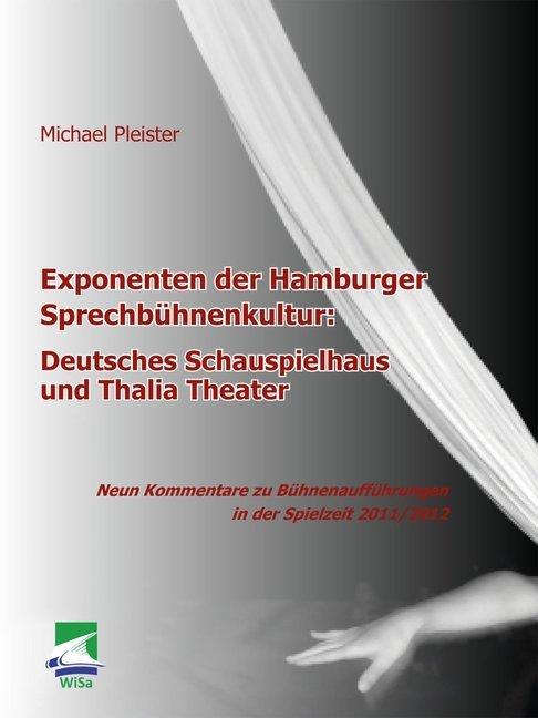 Exponenten der Hamburger Sprechbühnenkultur: De...