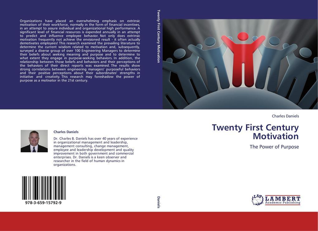 Twenty First Century Motivation als Buch von Ch...