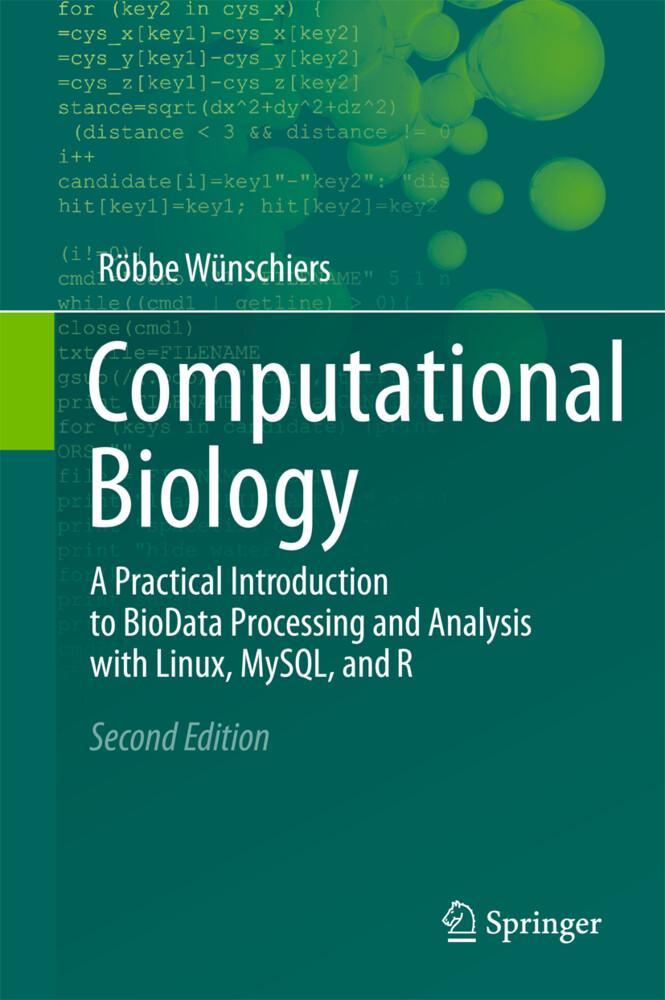 Computational Biology als Buch von Röbbe Wünsch...