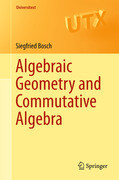 Algebraic Geometry and Commutative Algebra