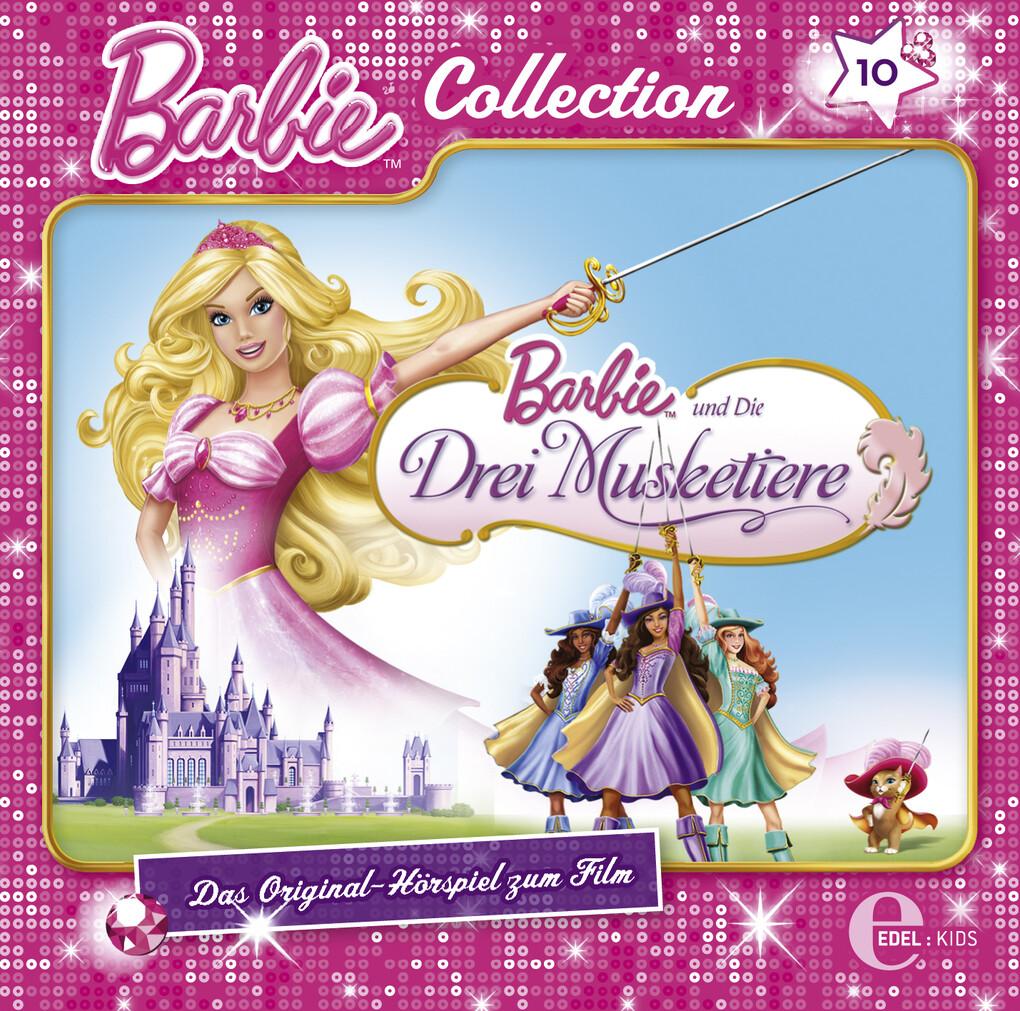 (10)Collection,Musketiere als Hörbuch CD von Ba...