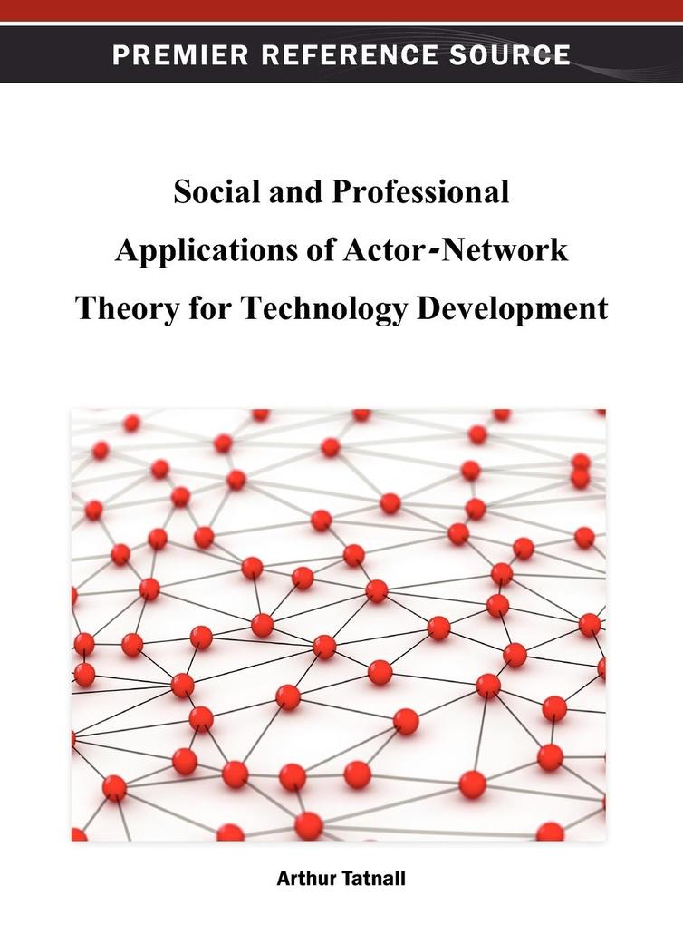 Social and Professional Applications of Actor-N...