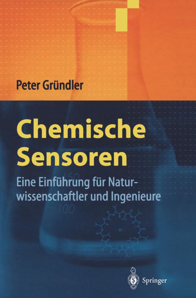 Chemische Sensoren als Buch von Peter Gründler