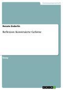 Reflexion: Konstruierte Gehirne