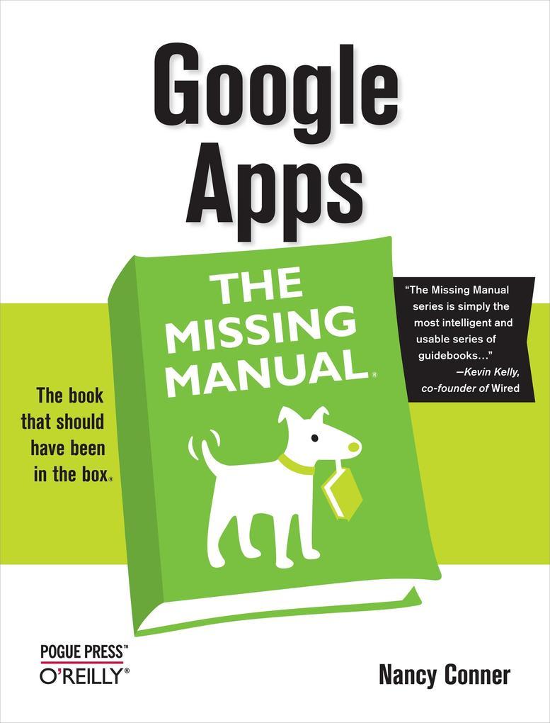 Google Apps als eBook Download von Nancy Conner