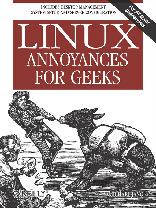 Linux Annoyances for Geeks als eBook Download v...