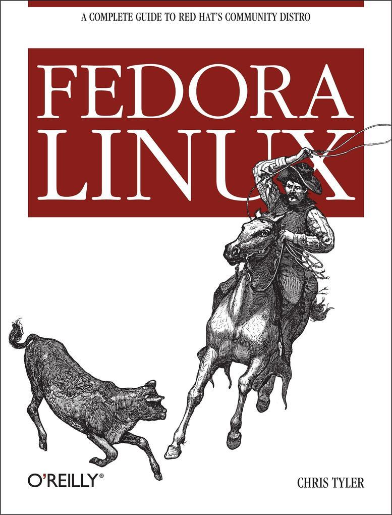 Fedora Linux als eBook Download von Chris Tyler