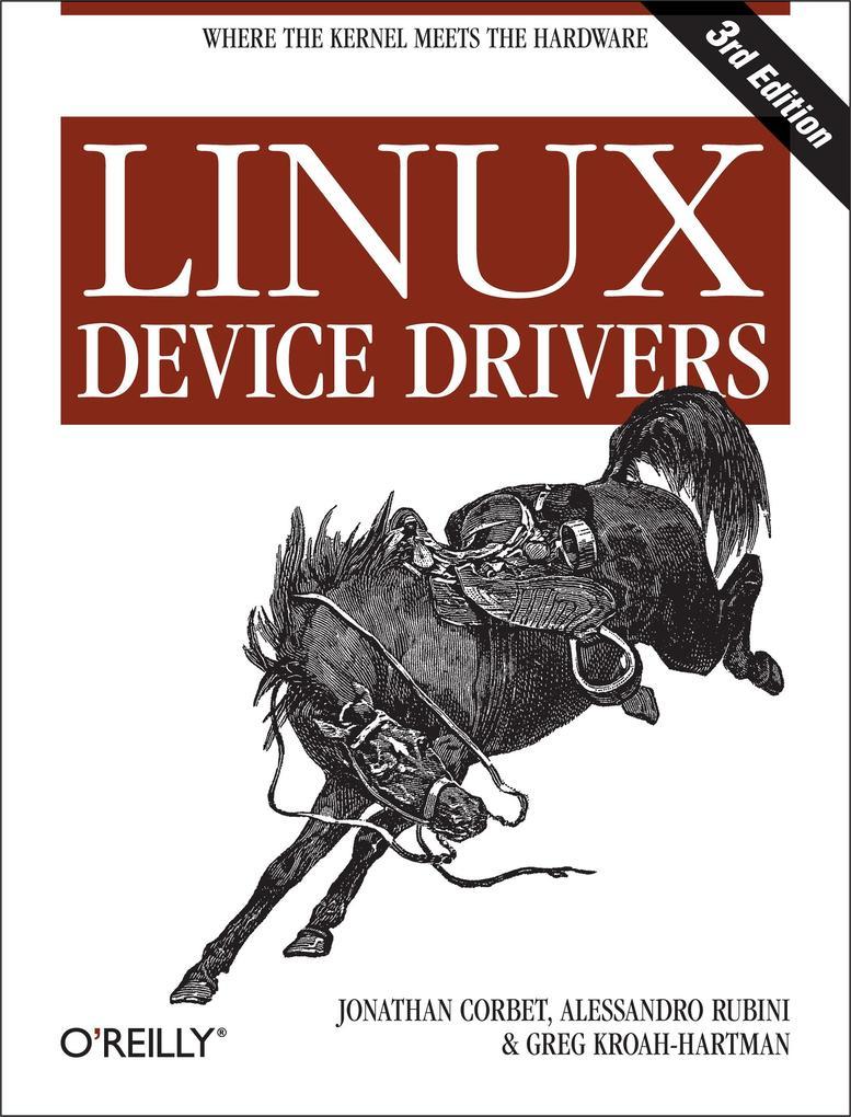 Linux Device Drivers als eBook Download von Jon...