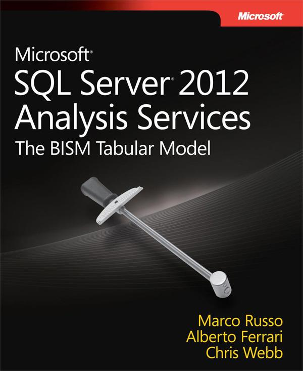 Microsoft SQL Server 2012 Analysis Services als...
