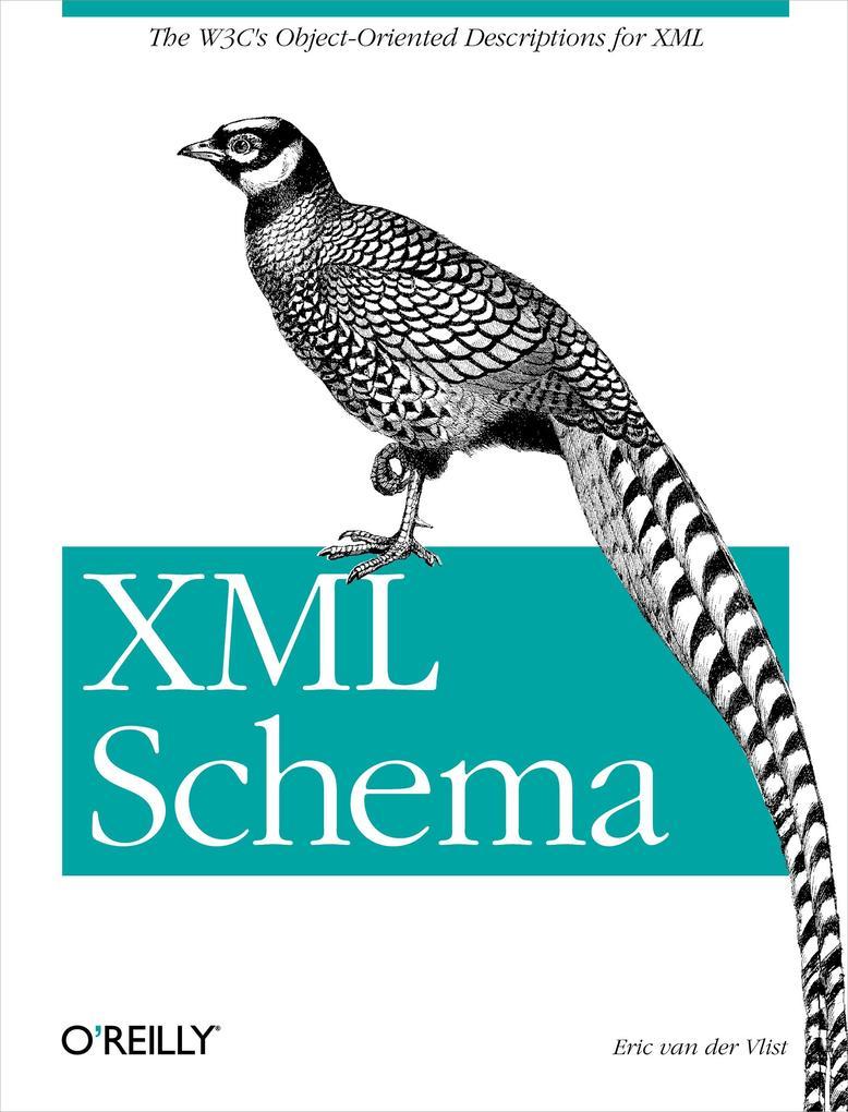 XML Schema als eBook Download von Eric van der ...