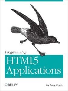 Programming HTML5 Applications als eBook Downlo...