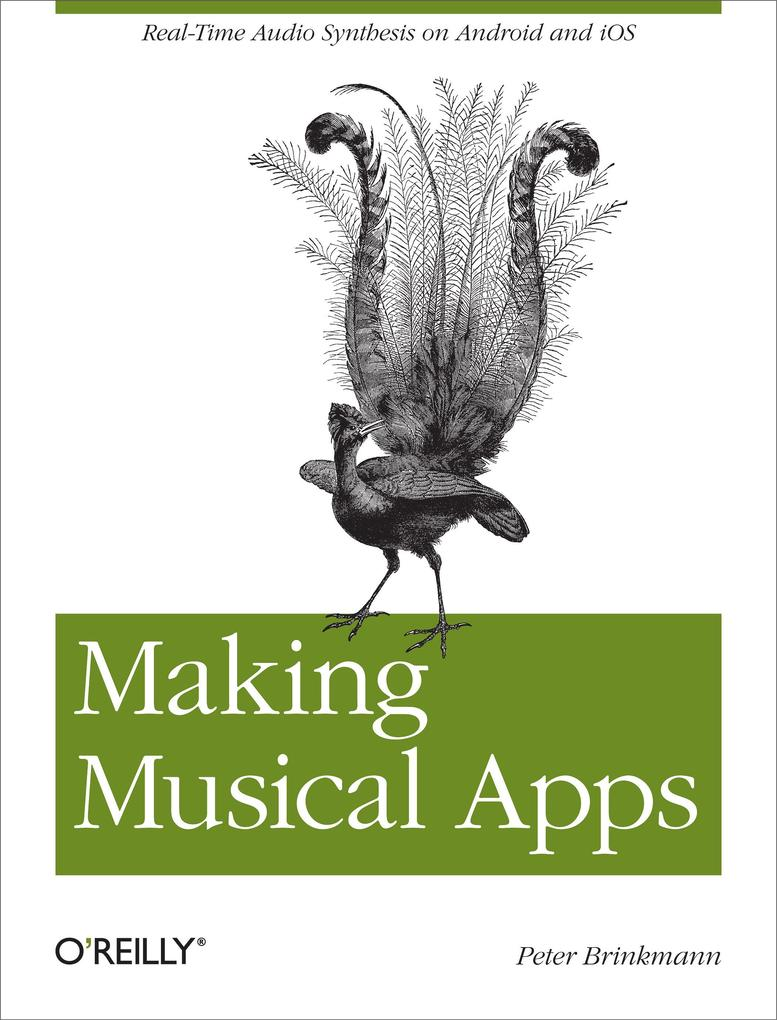 Making Musical Apps als eBook Download von Pete...