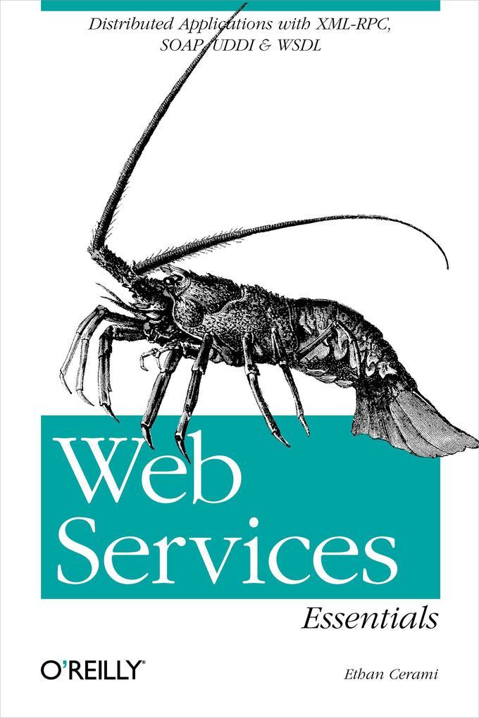 Web Services Essentials als eBook Download von ...