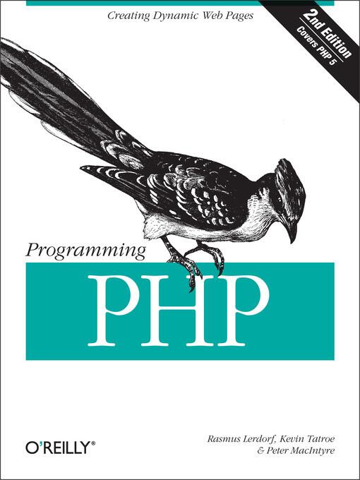 Programming PHP als eBook Download von Rasmus L...