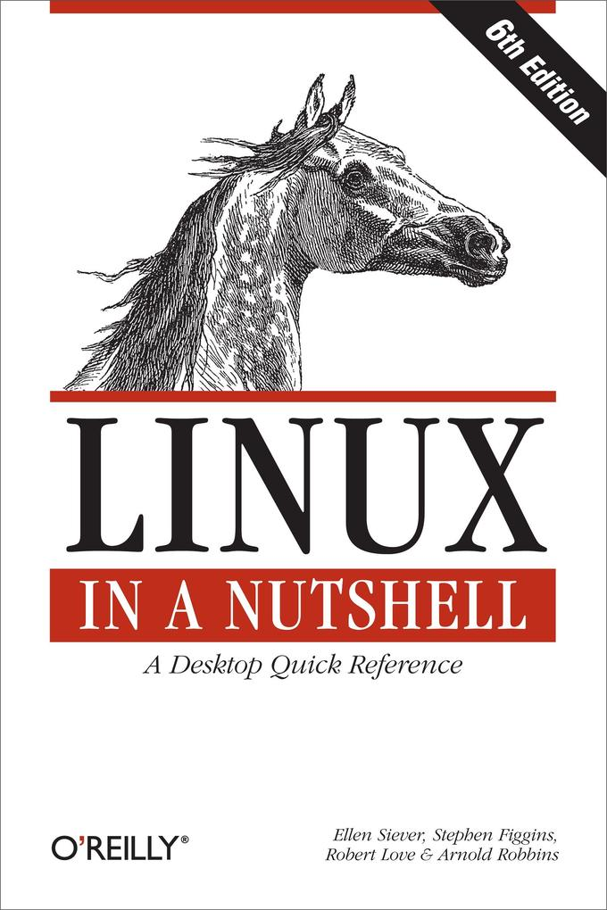 Linux in a Nutshell als eBook Download von Elle...