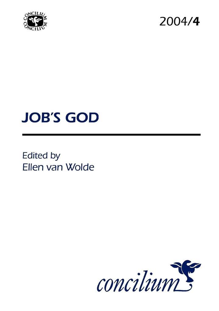 Concilium 2004/4 Job´s God als Taschenbuch von