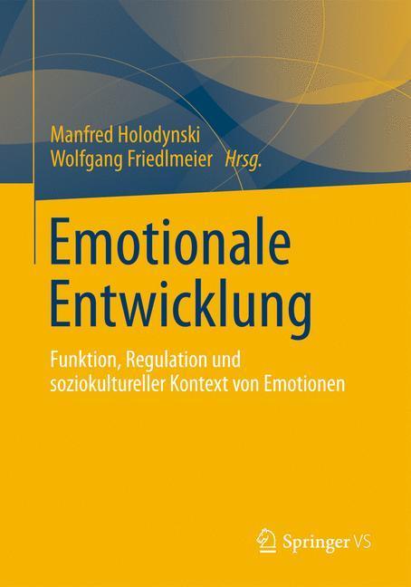 Emotionale Entwicklung als Buch von