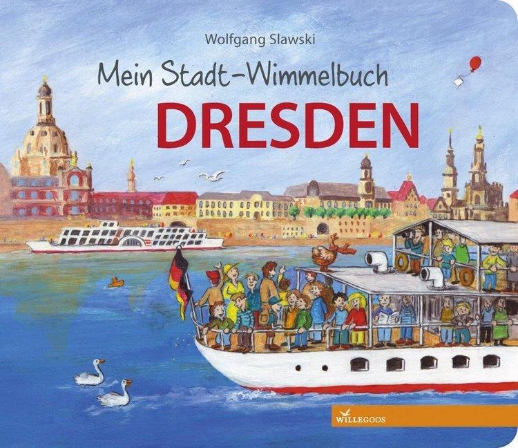 Mein Stadt-Wimmelbuch Dresden als Buch