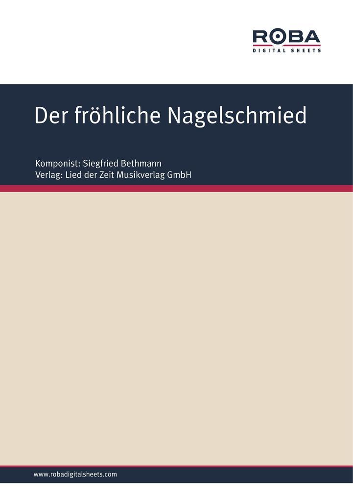 Der fröhliche Nagelschmied als eBook Download v...
