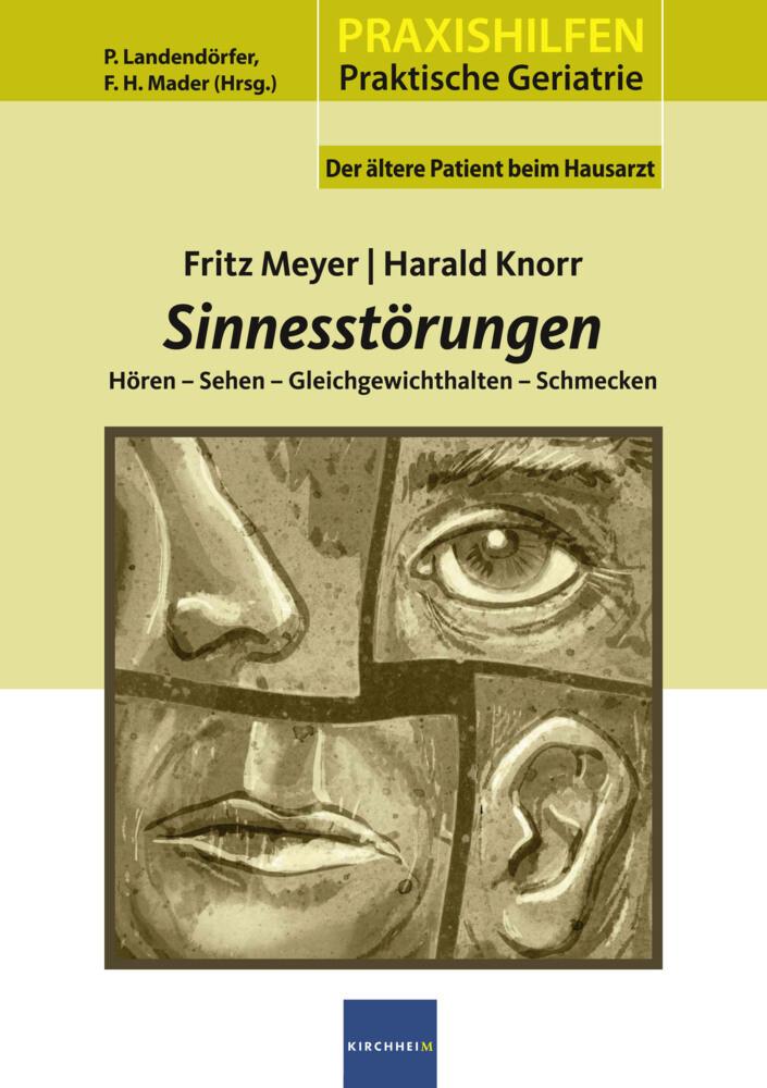 Sinnesstörungen als Buch von Fritz Meyer, Haral...