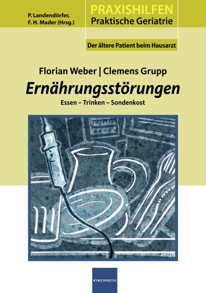 Ernährungsstörungen als Buch von Florian Weber,...