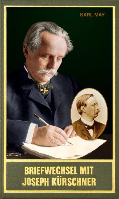 Briefwechsel mit Joseph Kürschner als Buch (gebunden)