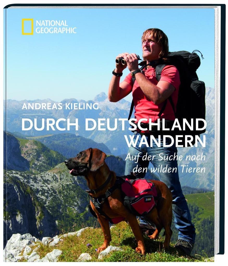 Durch Deutschland wandern als Buch von Andreas ...