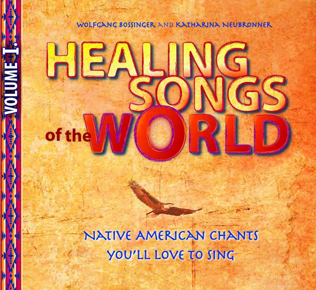 Healing Songs of the World als Hörbuch CD von W...