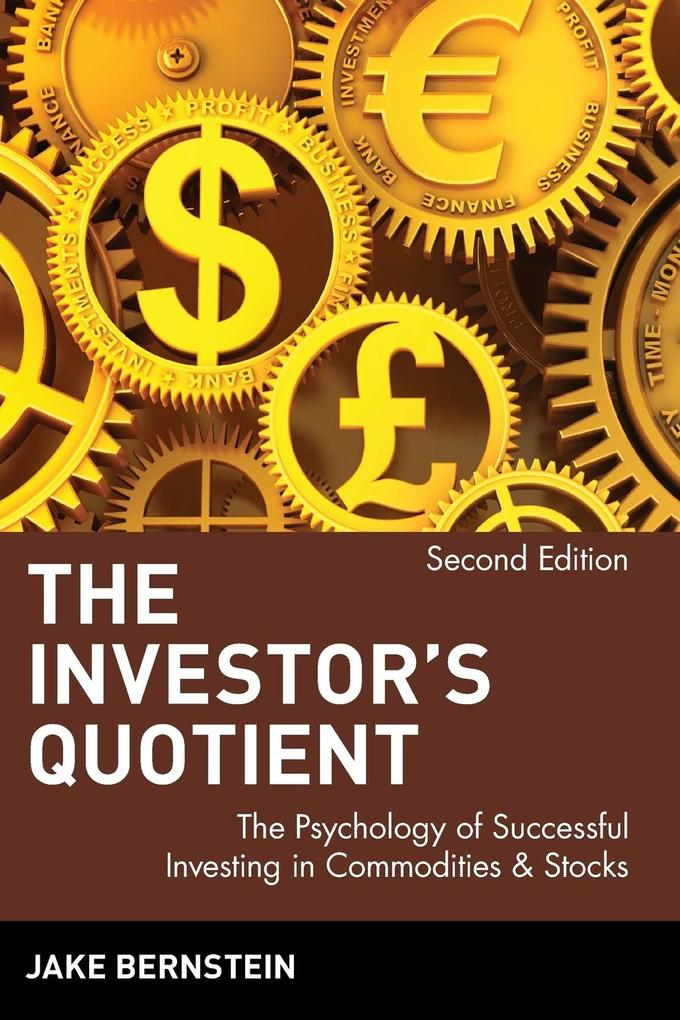 The Investor´s Quotient als Buch von Jake Berns...