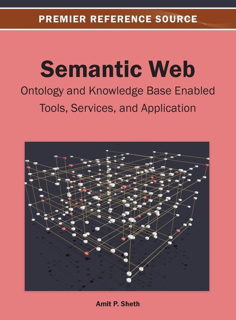 Semantic Web als Buch von Sheth