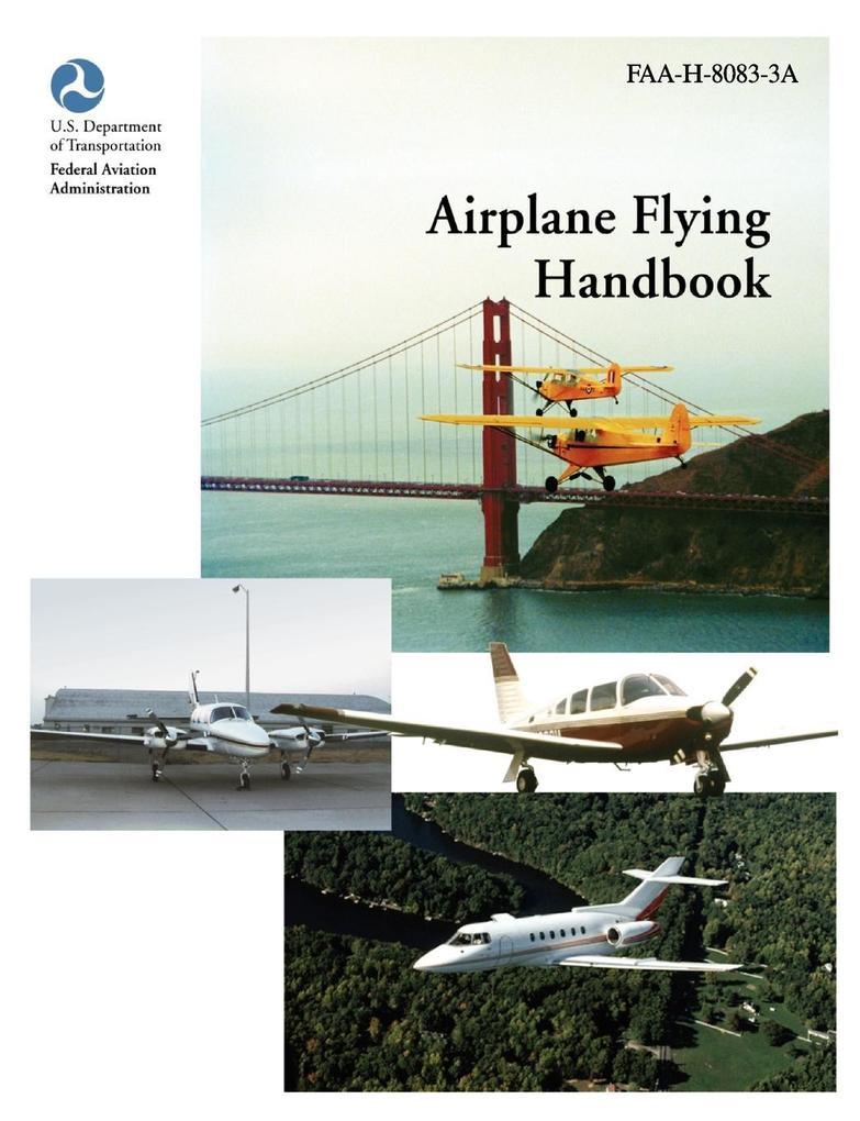 Airplane Flying Handbook (FAA-H-8083-3a) als Ta...
