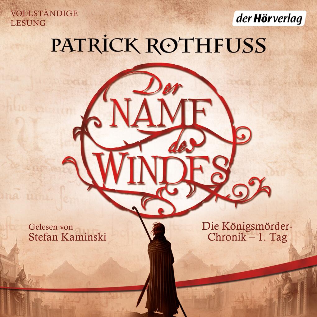 Der Name des Windes als Hörbuch Download