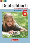 Deutschbuch 6. Schuljahr. Arbeitsheft mit Lösungen