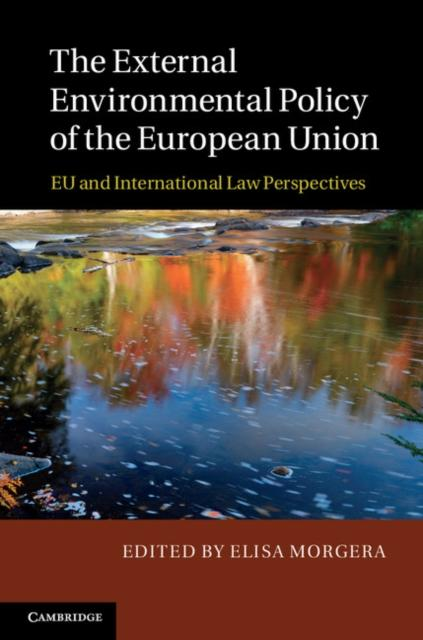 External Environmental Policy of the European U...