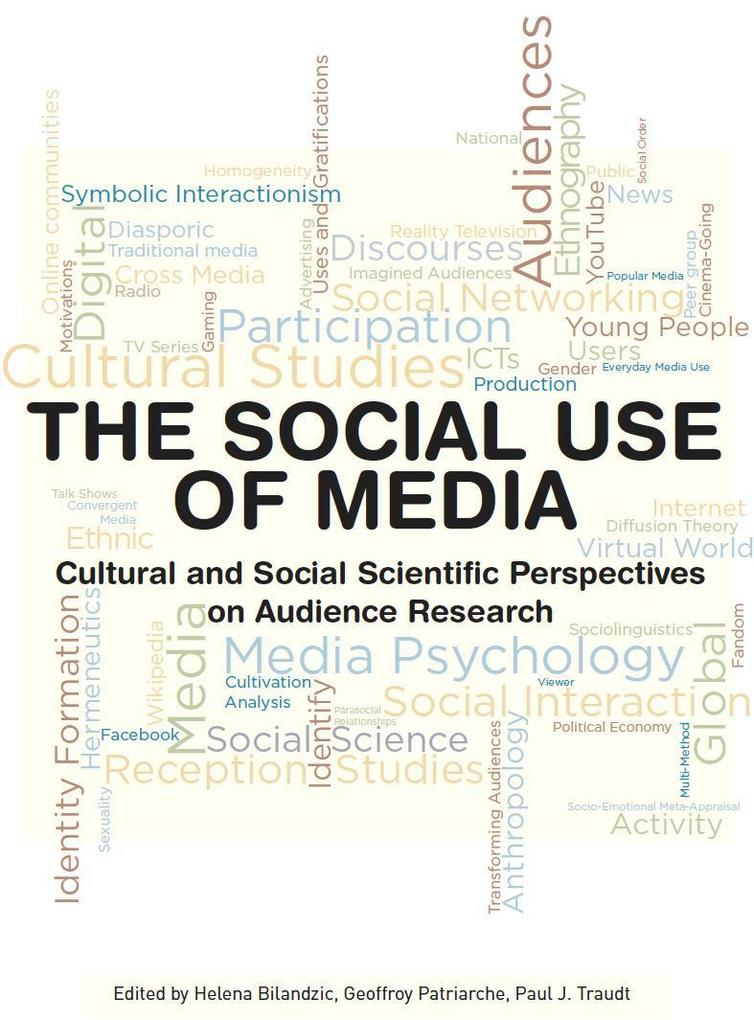 The Social Use of Media als eBook Download von