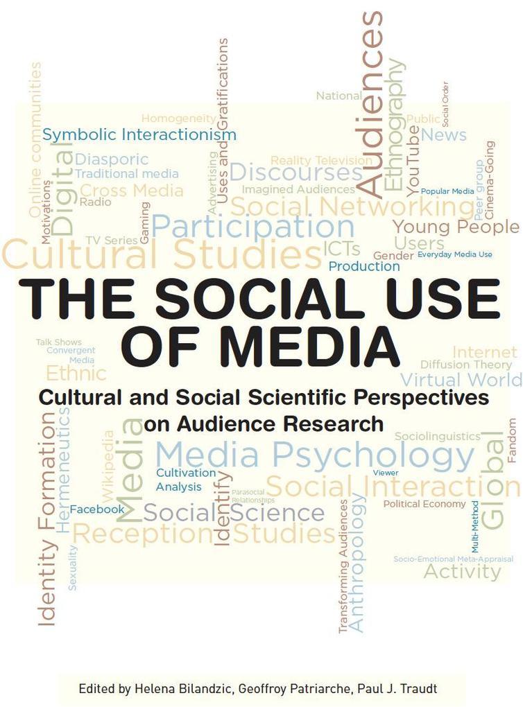 The Social Use of Media als eBook Download von