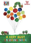 A Very Busy Coloring Book (the World of Eric Carle)